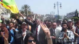 Algérie : Bouteflika réprime une manifestation des autonomistes kabyles