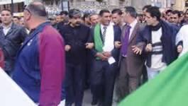 Marche du FFS à Tizi Ouzou : l'Algérie est « otage d'une organisation mafieuse qui fait office d'Etat »