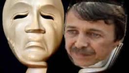 Saïd Bouteflika enlève le masque