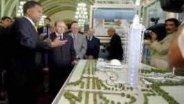 Bouteflika, sa mosquée et Ibn-Khaldoun