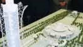 Bouteflika choisit un groupe allemand pour construire la grande mosquée d'Alger