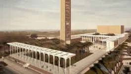 La grande mosquée d'Alger aux oubliettes ?
