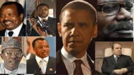 Surprise : Barack Obama renonce à inviter les dictateurs africains et choisit la société civile