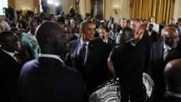 Cinquante ans des indépendances en Afrique : Obama a reçu les jeunes Africains à la place des chefs d'Etat