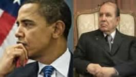Bouteflika visé par le discours virulent de Barack Obama