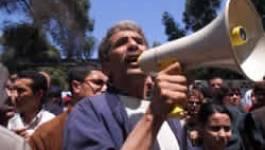 Algérie :« Nous ne faisons pas de politique et nous ne reculerons pas ! »