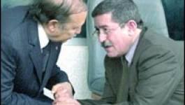Algérie : Mésentente Bouteflika-Ouyahia ?