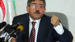 Ouyahia rassurant : durant le troisième mandat l'Algérie sera capable de payer ses factures