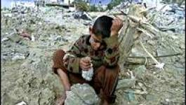 Palestine  :  une catastrophe humanitaire se profile dans  territoires  bouclés par Israël