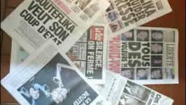 Sous la burka de la presse algérienne