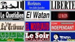 Les dérives de la presse algérienne