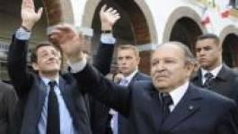 """Sarkozy quitte l'Algérie sans """"excuses"""" pour recevoir les harkis"""