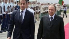 Sarkozy :  «Tu sais ce que c'est d'avoir Bouteflika au téléphone ? »