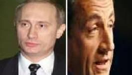 Algérie-gaz : 2. Sarkozy et Poutine se disputent la rente gazière de Sonatrach