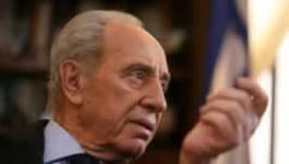 Shimon Pérès applaudit la « fascinante » idée d'Union méditerranéenne et le soutien de Sarkozy à Israël