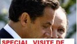 """La polémique se poursuit en Algérie : """"Sarkozy n'est pas le bienvenu"""""""
