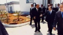Visite du président à Oran et le diktat de la directrice de la com