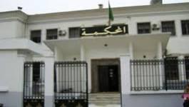 Bethioua : l'ex-maire Cerra Cherraka Smain sous contrôle judiciaire