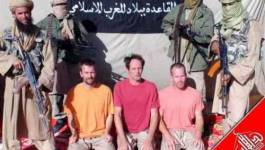 """Mali : des """"contacts"""" avec Aqmi pour la libération d'otages européens"""
