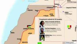 Rapt des trois humanitaires à Tindouf : plusieurs personnes arrêtées