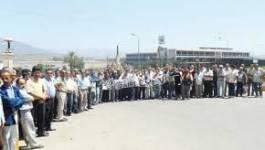 Tension sociale à la zone industrielle de Tizi Ouzou