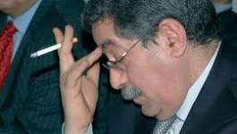 Ahmed Ouyahia ou l'aveu d'échec
