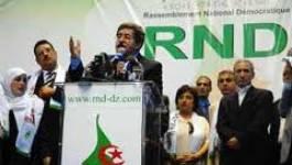 Ouyahia purge les rangs du RND de Tizi Ouzou