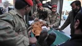 Pakistan : un attentat fait une cinquantaine de mort et plus de 100 blessés