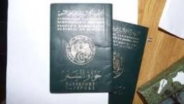 Passeports d'une année pour les Algériens en instance de régularisation dans les pays d'accueil