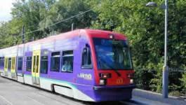 Tram d'Alger : une portion sera inaugurée dimanche