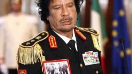 Kadhafi a tenté de retirer 1 milliard d'euros en liquide en Angleterre
