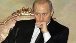 Poutine ironise sur la contestation et assure qu'il tiendra le pays