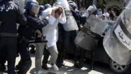 Médecins résidents : des centaines d'arrestations devant la présidence de la République