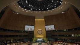 La Syrie condamnée par l'Assemblée générale de l'ONU