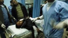 Raid aérien israélien sur la Bande de Gaza : deux morts