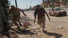 Libye : les rebelles contrôlent le QG de Kadhafi