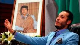 Interpol demande l'arrestation de Saadi Kadhafi