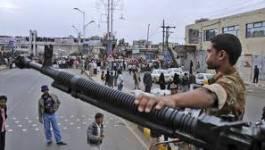 Yémen : violents combats à Sanaa