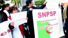 Grève des praticiens de la santé publique le 16 mai