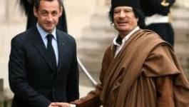 La France a fourni un 4x4 furtif à Mouammar Kadhafi