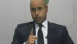 Libye : Seif El-Islam encerclé au sud de Bani Walid
