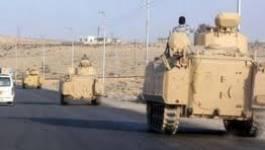 Egypte: l'armée se prépare à une offensive dans le Sinaï