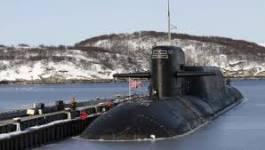 Sous-marin russe : pas de menace de fuite radioactive, selon les autorités