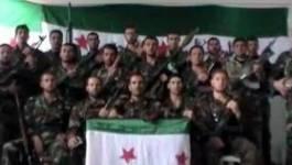 Syrie : des dizaines de soldats déserteurs tués