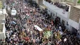 Les massacres à huis clos se poursuivent en Syrie