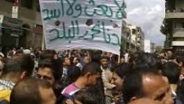 """Du sang, des cendres puis... """"le dialogue"""" en Syrie"""