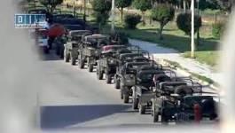 Les forces armées d'Al-Assad interviennent encore dans l'est du pays
