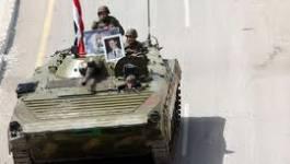 Syrie : à Hama, «l'armée tire sur tout ce qui bouge »