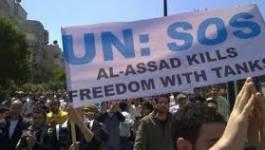 Syrie : malgré la répression, les manifestants se poursuivent