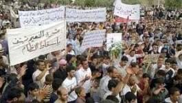 Syrie : quatre morts, les manifestants interpellent l'opinion internationale